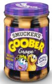 Smucker's Goober Grape-Peanut Butter