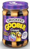 Smucker's Goober Grape-Peanut Butter