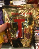 Toblerone tiny Duty Free Bag 120G