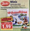 Zetti Edelmarzipan Minis 180G