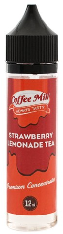 e-liquid Coffee Mill Strawberry Lemonade Tea 12ml