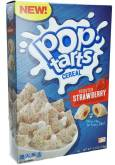 kellogg's pop-tarts cereal frosted strawberry 318g