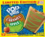 pop-tart frosted caramel-apple 12er