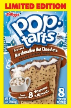 pop tarts Frosted Marshmallow Hot Chocolate 8er