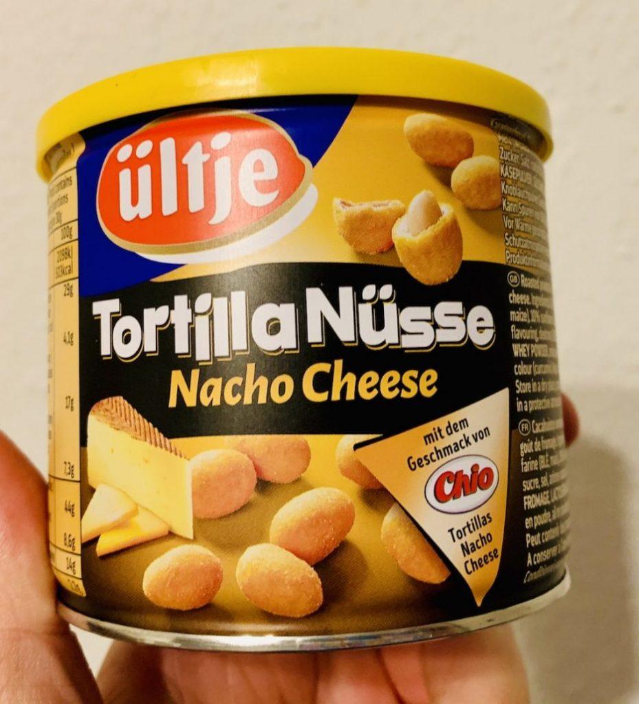 Ültje Tortilla Nüsse Nacho Cheese