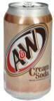 A&W CreamSoda Getränkedose