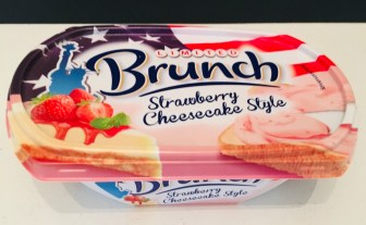 Brunch Limited Strawberry Cheesecake Style