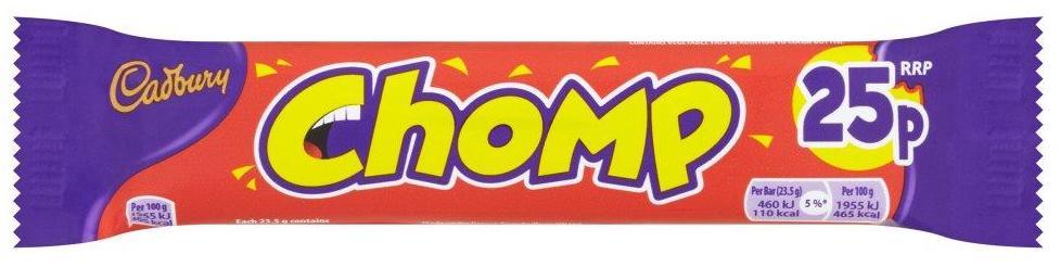 Cadbury Chomp 235g