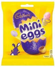 Cadbury Mini Eggs 90g