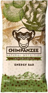 Chimpanzee Energy Bar Rosinen+Walnuss 55G