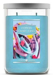 Goose Creek Cotton Candy Icing Candle