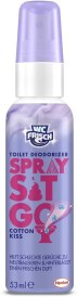 Henkel WC Frisch Spray Sit Go Cotton Kiss 53ml