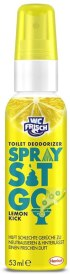 Henkel WC Frisch Spray Sit Go Lemon Kick 53ml