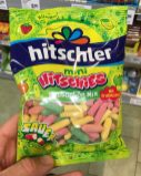 Hitschler Mini Hitschies Kaubonbon Mix mit Fruchtsaft Sauer