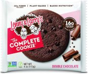Lenny & Larry's The Complete Cookie Double Chocolate 113G