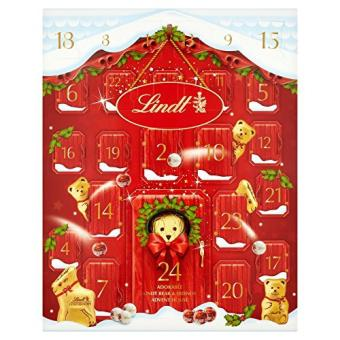Lindt Teddy Advent Calendar 250g