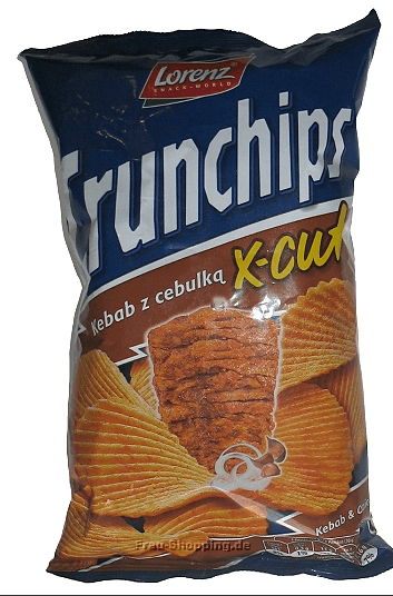 Lorenz Chrunchips Kebab X-cut