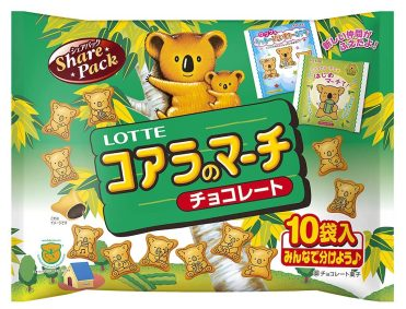 Lotte Koala Kekse SharePack