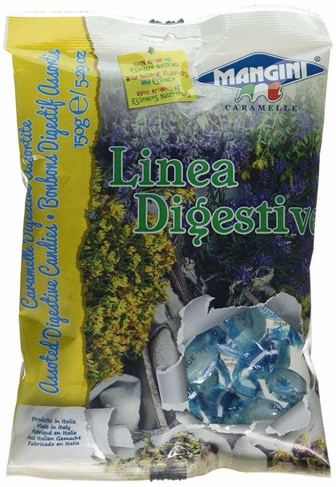 Mangini Caramelle Linea Digestive 150g