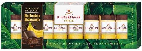 Niederegger Lübeck Marzipan-Klassiker Schoko-Banane