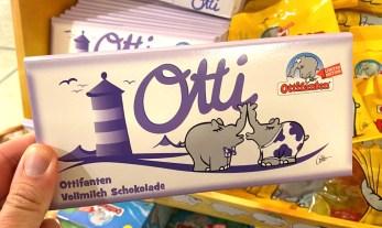 Otti Ottifanten Vollmilch-Schokolade