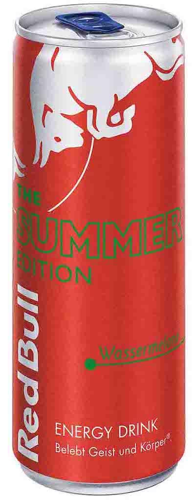Red Bull The Summer Edition Wassermelone 250ml
