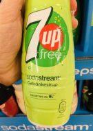 Sodastream 7Up free