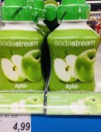 Sodastream Sirup Apfel-Geschmack