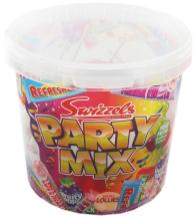 Swizzels Party Mix Runddose 840g