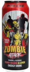 Take Off Energydrink Zombie attack bloodorange 500ml
