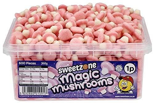 sweetzone magic mushrooms 960g Schaumzucker