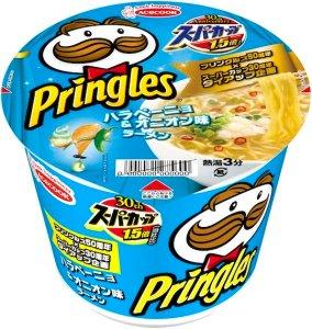 ACECOOK Supercup Instant Noodle Ramen Pringles-Geschmack