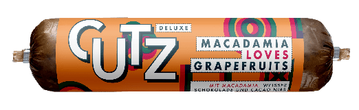 CUTZ Macadamia Loves Grapefruit