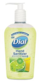 Dial Hand Sanitizer Fresh Citrus