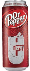 Dr. Pepper Energydrink 500ml Getränkedose