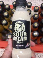 Löwensenf Sour Cream Sauce fein-würzig