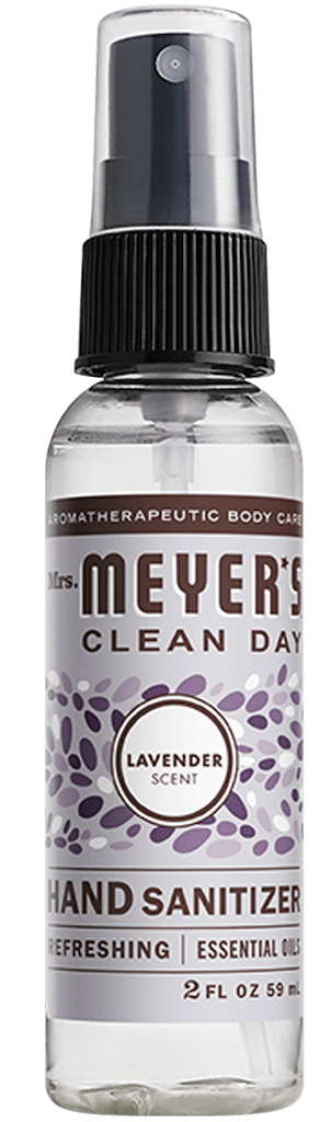 Mrs. Meyers Lavender Hand Sanitizer 59ml
