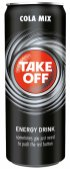 Take off Energydrink Colamix 330ml