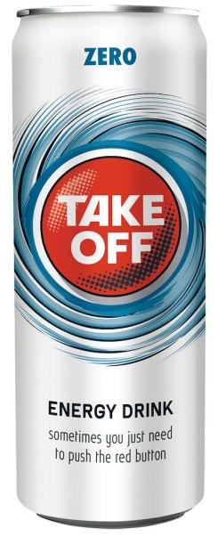 Take off Energydrink Zero 330ml