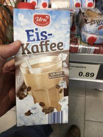 Ursi Eiskaffee Tetrapack 1L