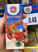 Bärenmarke Milch-Pause Erdbeere