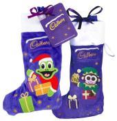 Cadbury Christmas Stocking Monkey and freddo 192g