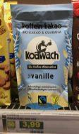 Koawach Koffein-kakao Vanille