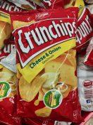 Lorenz Crunchips Cheese+Onion Geschmack