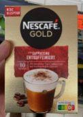 Nestlé Nescafé Gold Typ Cappuccino Entkoffeiniert Nutri-Score