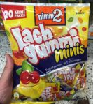 Storck nimm2 Lachgummi Minis 20 Mini Packs