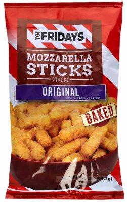 TGI Fridays Mozarella Sticks Original 99g