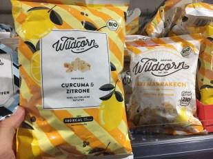Wildcorn Curcuma+Zitrone Neue Verpackung