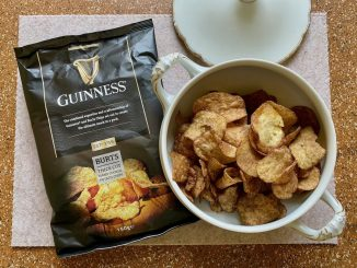 Burts Guinness Chips 150G