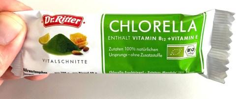 Dr. Ritter Chlorella Vitalschnitte
